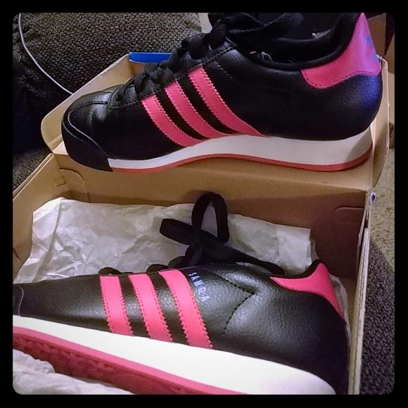 adidas samoa rosa e e e nero poshmark 382de6